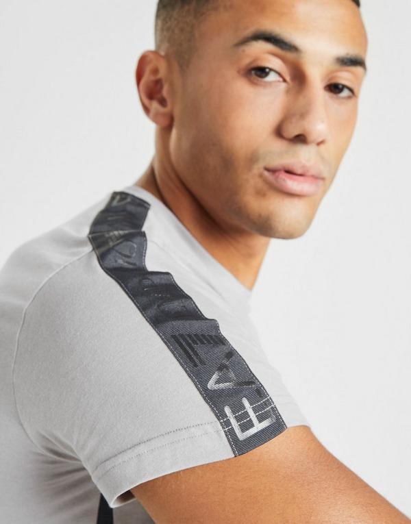 Emporio Armani EA7 Grain Tape T-Shirt Men's