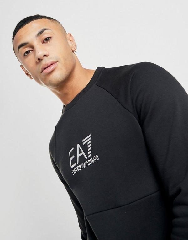 Emporio Armani EA7 Micro Tape Crew Sweatshirt