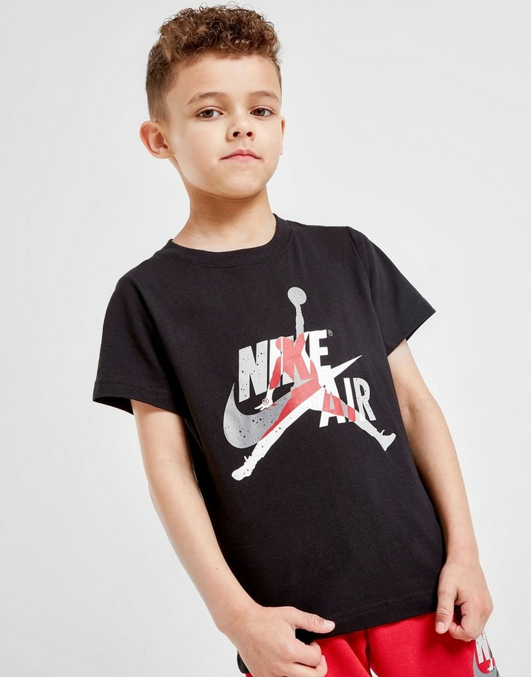 Jordan Jumpman T-Shirt/Shorts Set Children