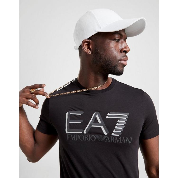 Emporio Armani EA7 Visibility Logo Short Sleeve T-Shirt Men's