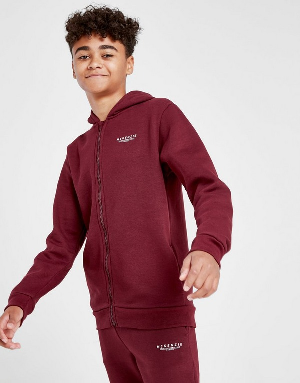 McKenzie Essential Zip Through Hoodie Junior