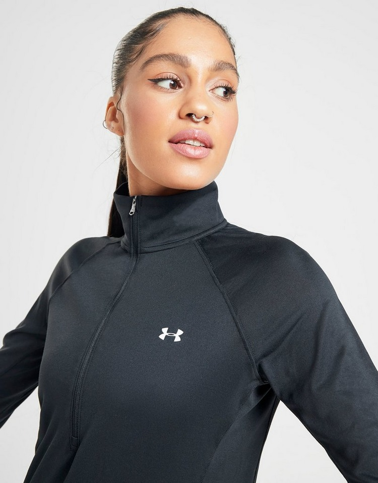 Under Armour Wordmark 1/4 Zip Top