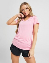 Under Armour Twist Tech V-Neck T-Shirt Donna