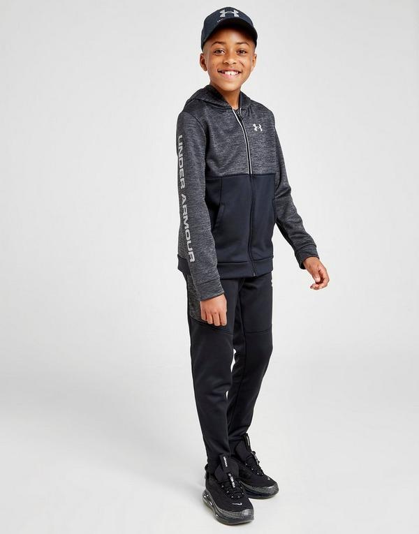 Under Armour Fleece Reflective Full Zip Hoodie Junior