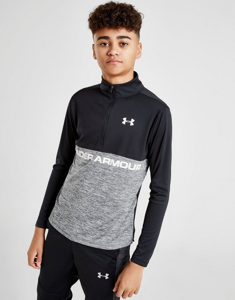 Under Armour Tech 1/2 Zip Track Top Junior