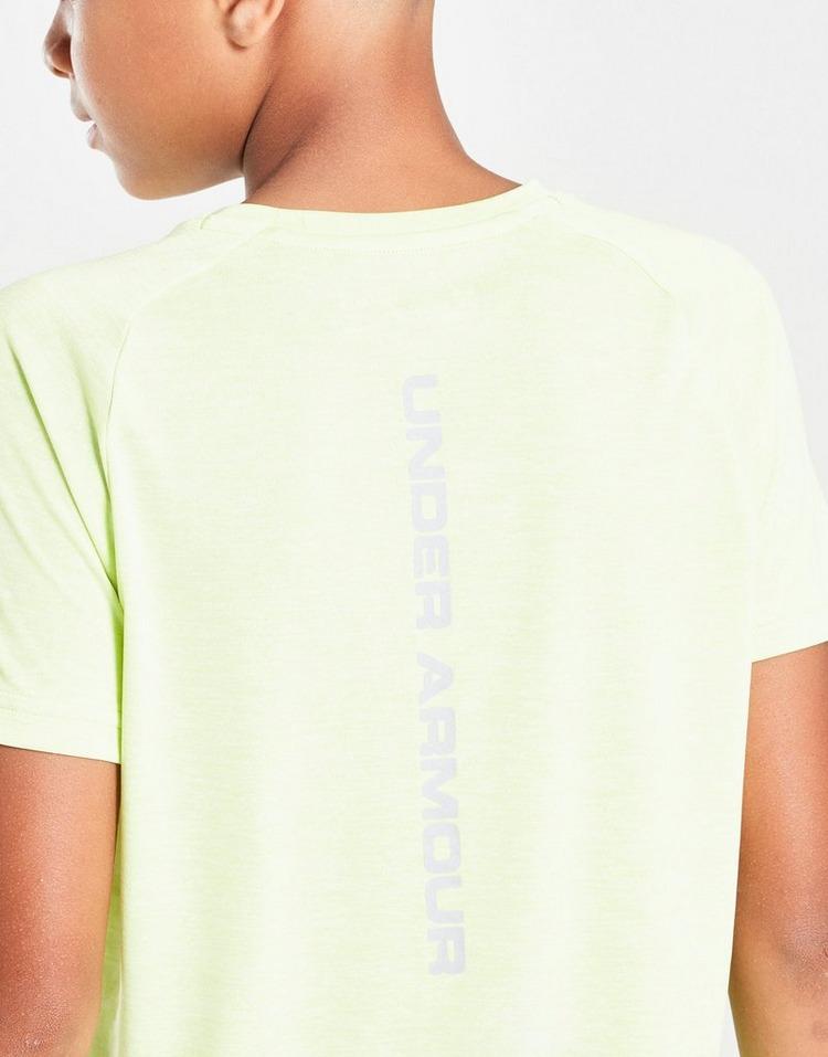 Under Armour Reflective Tech Short Sleeve T-Shirt Junior