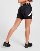 Under Armour Play Up 2-in1 Shorts