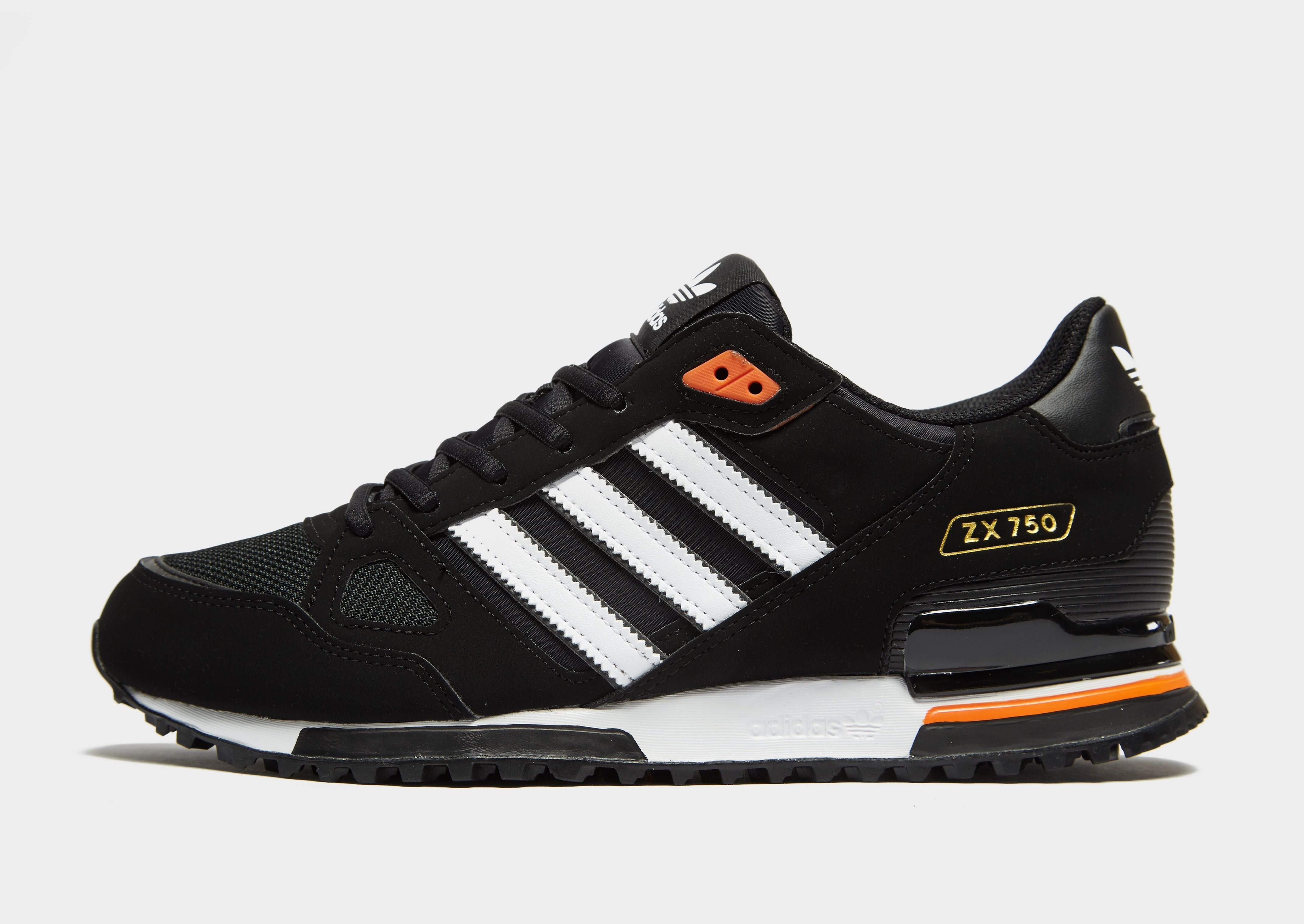Acquista adidas Originals ZX 750 in Nero