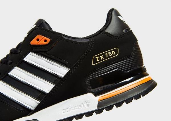 zwarte adidas sneakers zx 750 heren