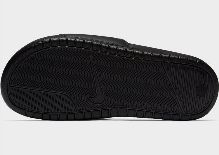 Nike รองเท้าแตะผู้หญิงสีดำรุ่น Benassi Just Do It Slides