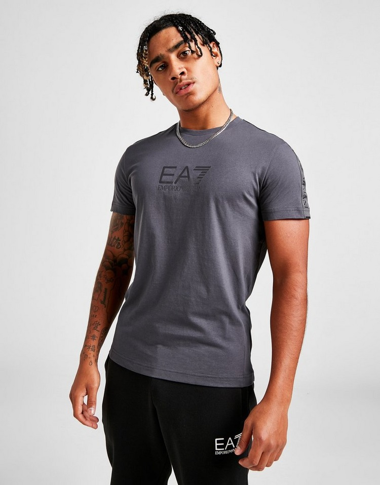 Emporio Armani EA7 Grain Tape T-Shirt Men's