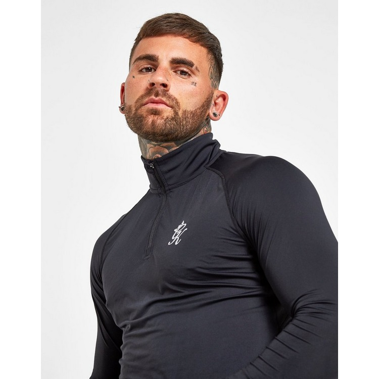 Gym King 1/4 Zip Tech Track Top