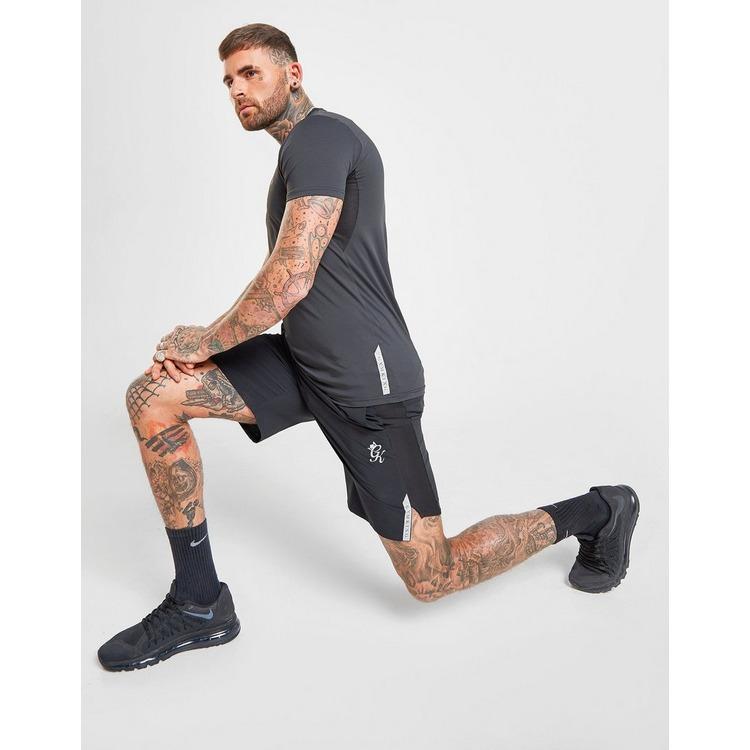 Gym King Woven Tech Shorts