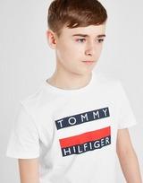 Tommy Hilfiger Essential Logo Short Sleeve T-Shirt Junior