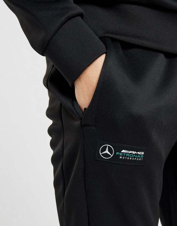 Koop Black PUMA Mercedes AMG T7 Track Pants   JD Sports