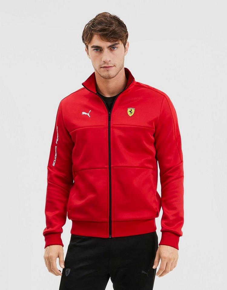 PUMA Haut de Survêtement Ferrari T7 Homme