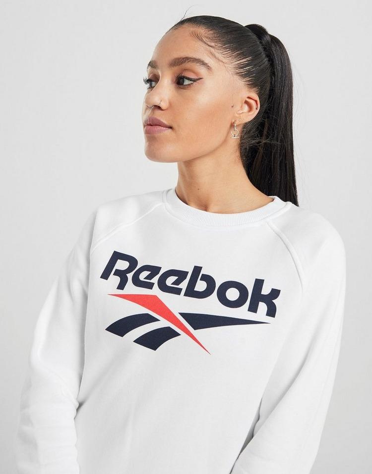 Reebok Vector Classic Crew Sweatshirt