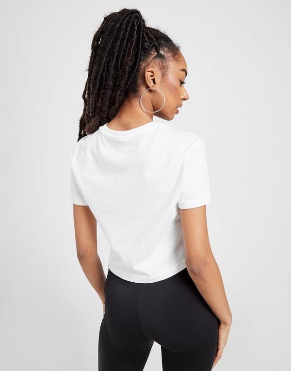 Reebok camiseta Crop Vector