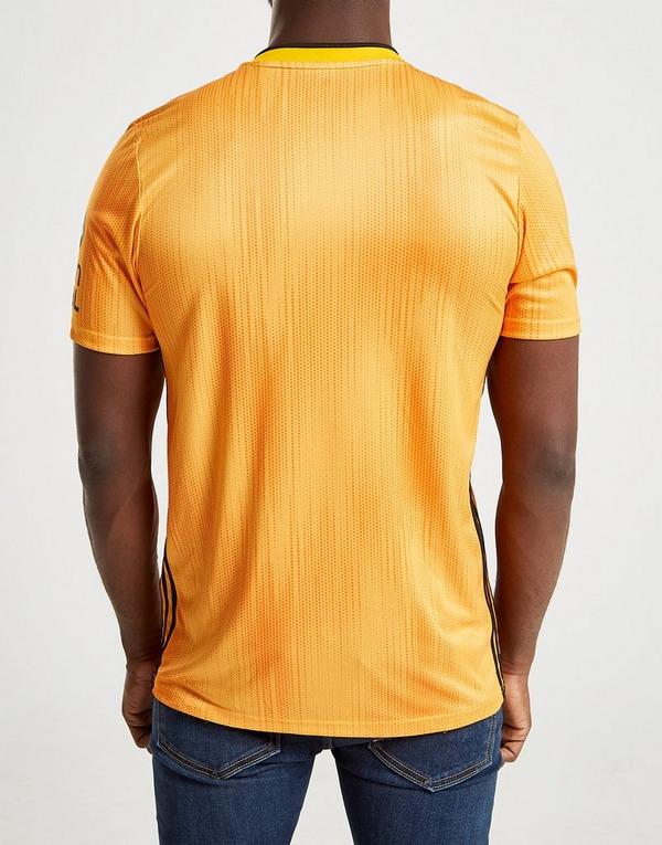 adidas Wolverhampton Wanderers FC 2019/20 Home Shirt