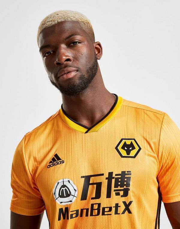 Acquista adidas Wolverhampton Wanderers FC 201920 Home