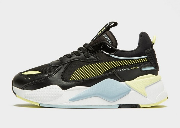 Koop Black PUMA RS-X Dames