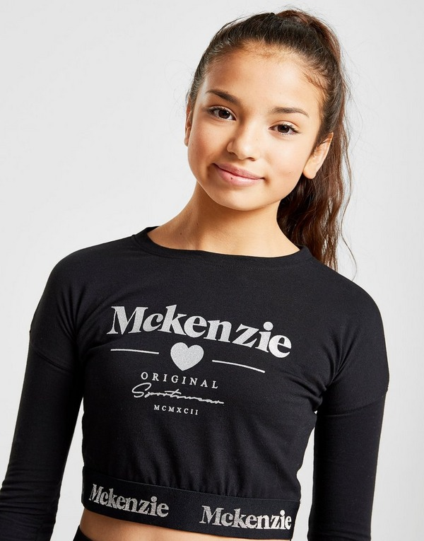 McKenzie Girls' Mila Long Sleeve T-Shirt