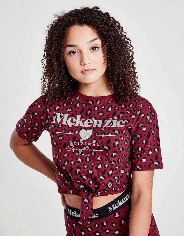 McKenzie Girls' Millie Knot T-Shirt Junior
