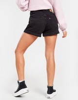 Levis High Waist Shorts Women's