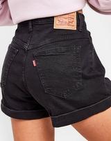Levis High Waist Shorts Women's