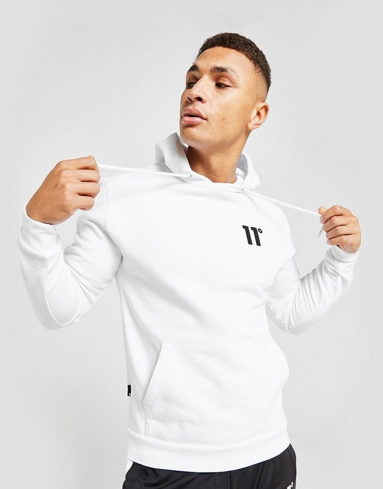11 Degrees Core Overhead Hoodie Men's