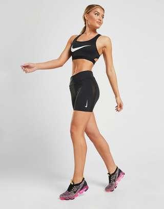 nike fast shorts da donna