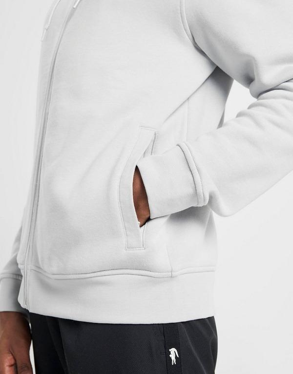 Lacoste Fleece Zip Through Hoodie