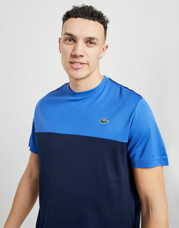 Lacoste Poly Panel T-Shirt