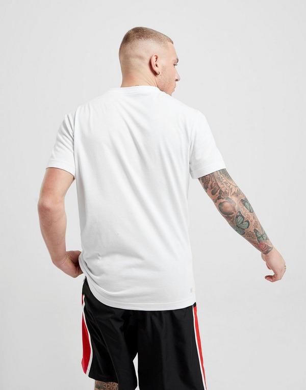 Lacoste Dot Panel Short Sleeve T-Shirt Men's