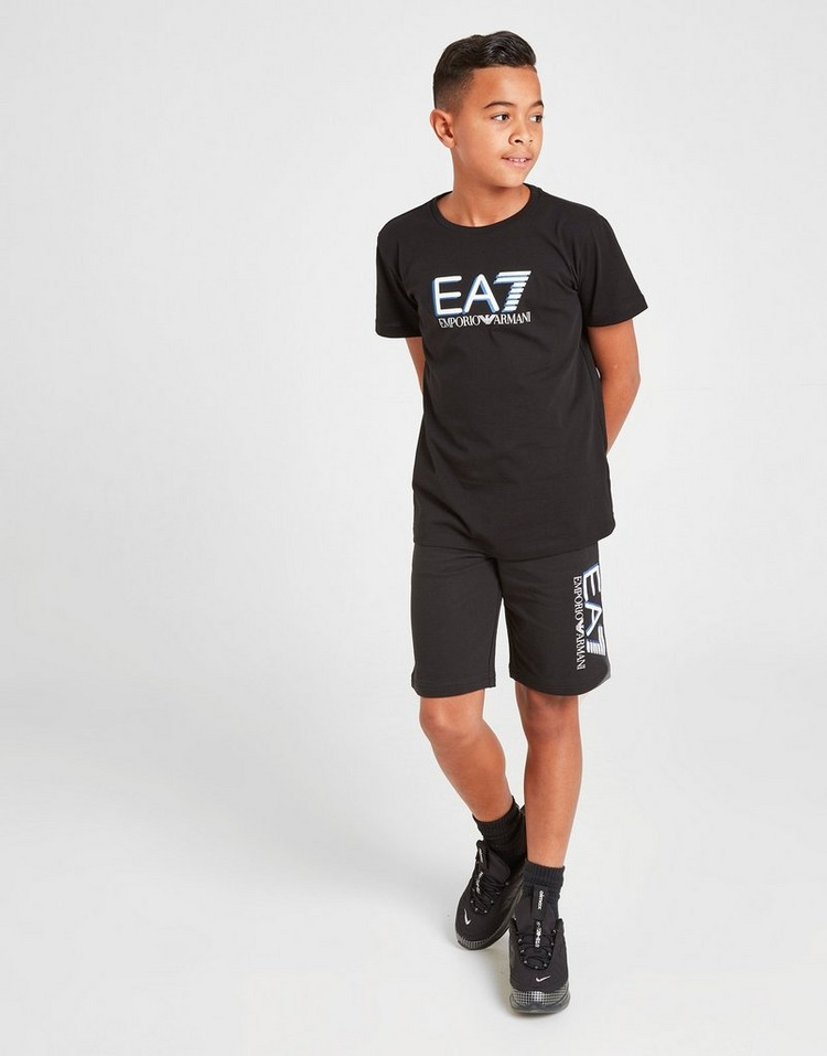 Emporio Armani EA7 camiseta Training Visibility júnior