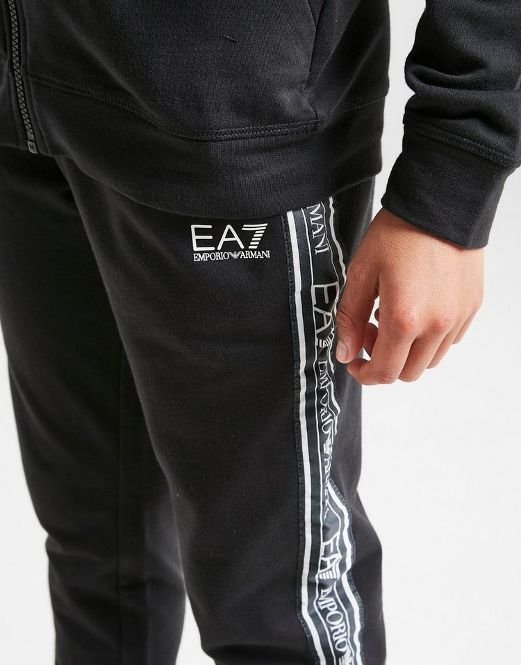 Emporio Armani EA7 Pantalon de survêtement Tape Junior