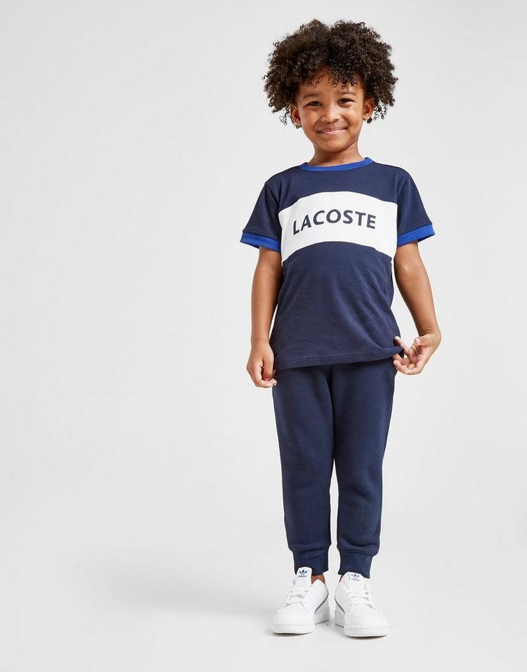 Lacoste Colour Block T-Shirt Children