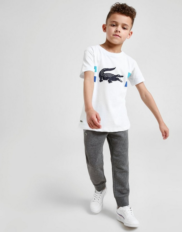 Lacoste Croc Logo T-Shirt Children