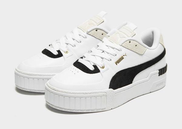 Buy White PUMA Cali Sport Women's