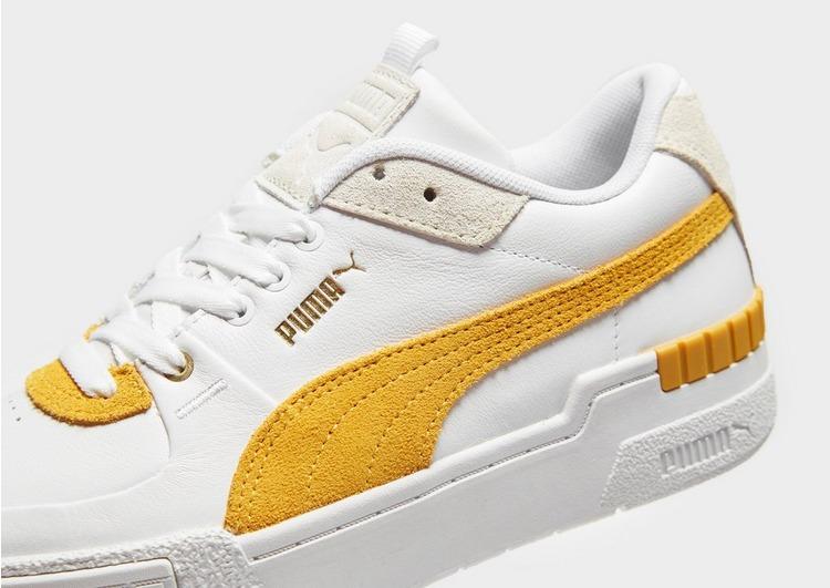 puma cali sport jaune femme