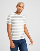 Levis camiseta Striped Pocket