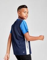 Lacoste T-shirt Block Poly Junior