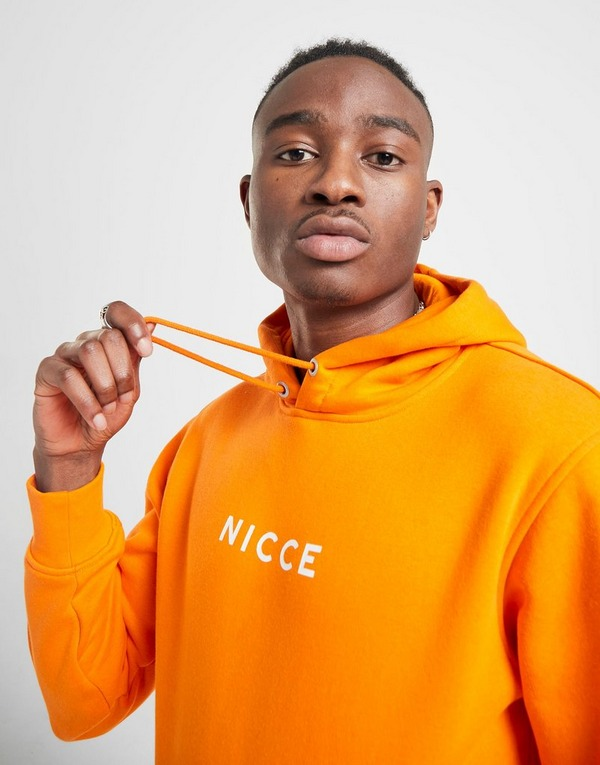 Nicce Centre Logo Overhead Hoodie