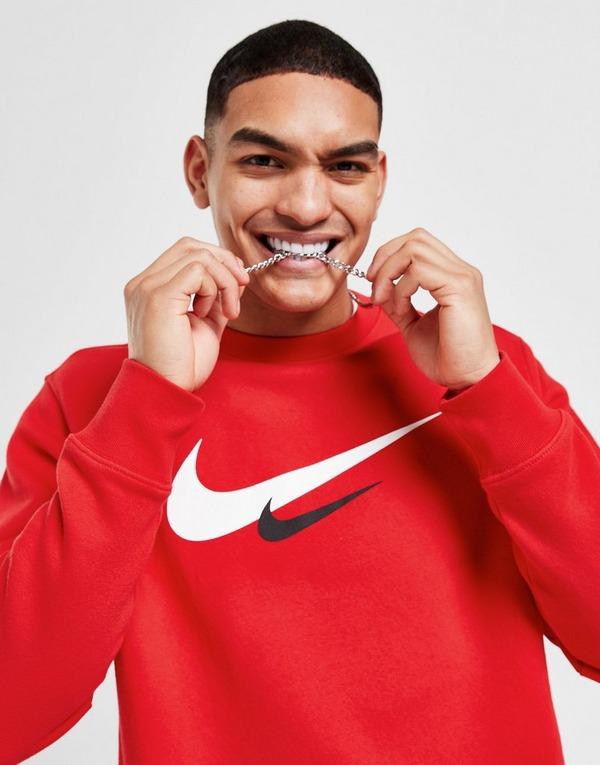Nike Two Swoosh Crew Sweatshirt