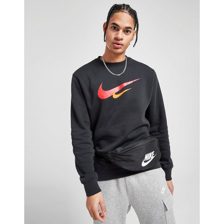 Nike Two Swoosh Crew Sweatshirt