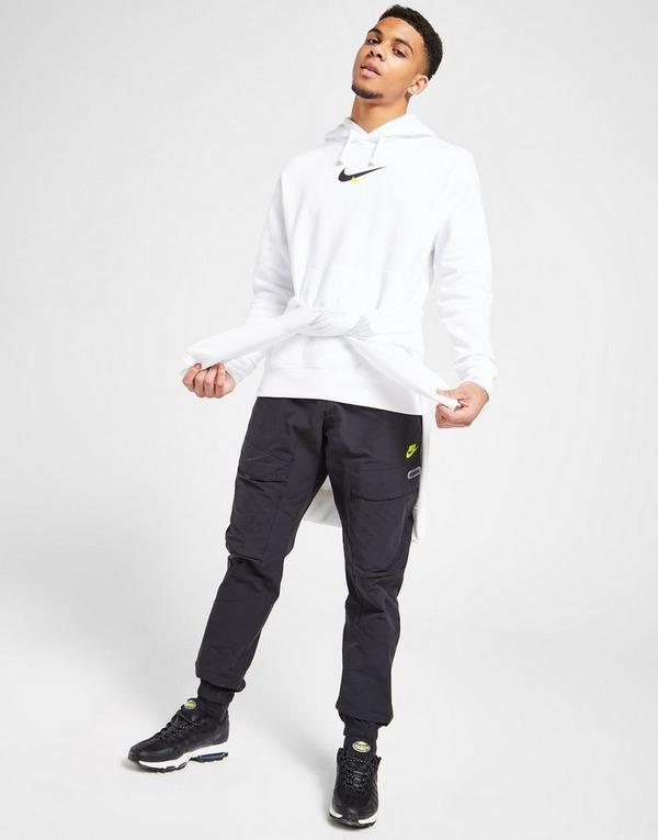 nike hoodie with just swoosh