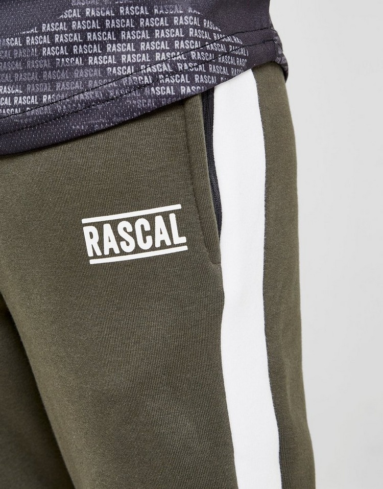 Rascal Neman Colour Block Fleece Joggers Junior