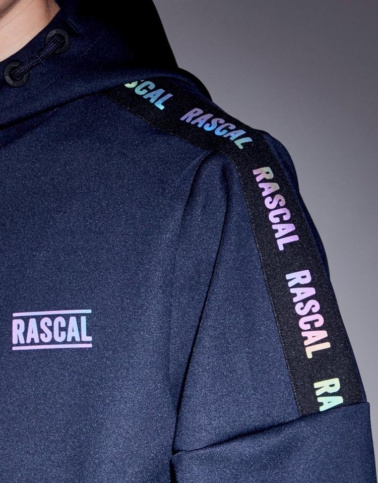 Rascal Iridescent Tape Full Zip Hoodie Junior