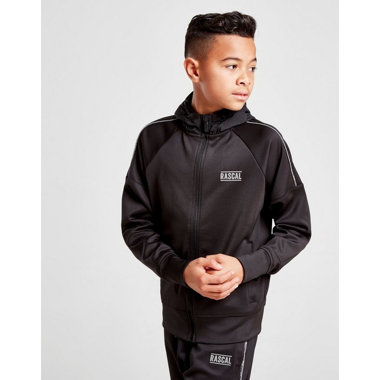 Rascal Acronim Full Zip Hoodie Junior