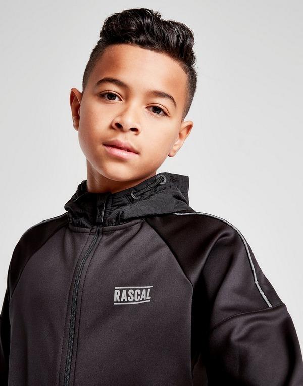 Rascal Acronim Full Zip Hoodie Junior